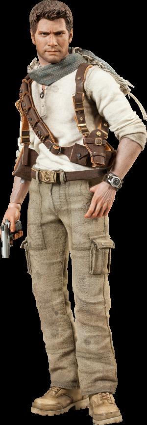 Nathan Drake Sixth Scale Figure