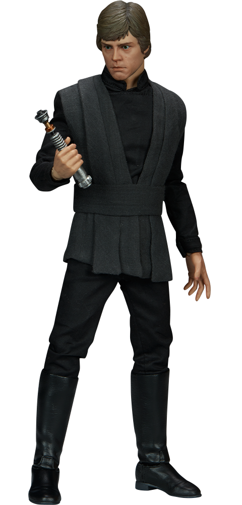 Sideshow Collectibles Luke Skywalker Deluxe Sixth Scale Figure