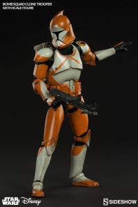 Gallery Image of Bomb Squad Clone Trooper: Ordnance Specialist Sixth Scale Figure