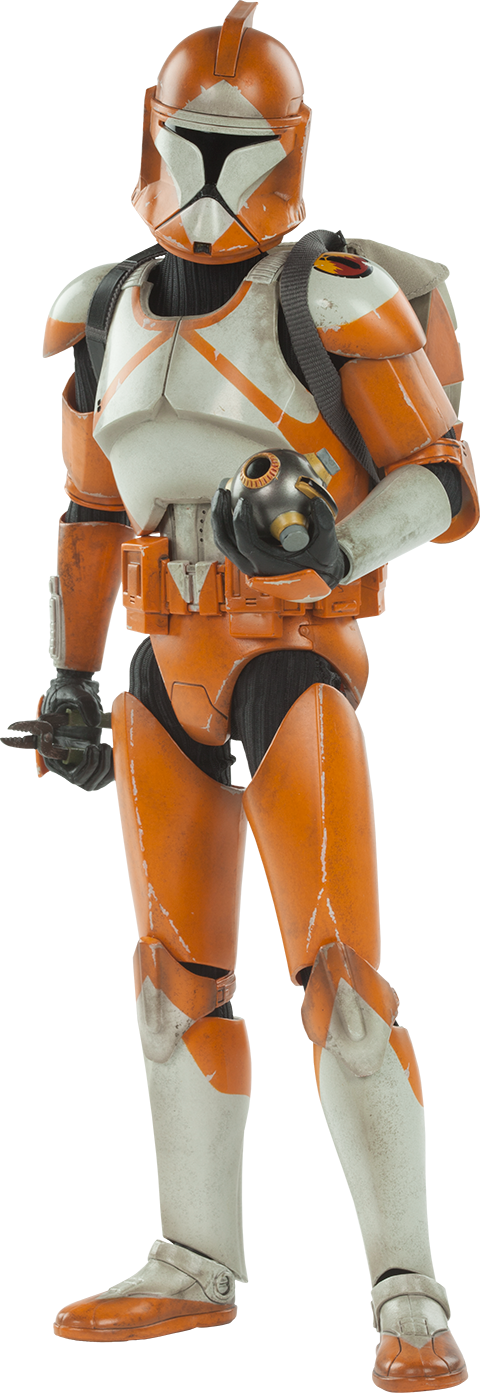 Sideshow Collectibles Bomb Squad Clone Trooper: Ordnance Specialist Sixth Scale Figure