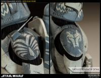 Gallery Image of Clone Commander Wolffe Sixth Scale Figure