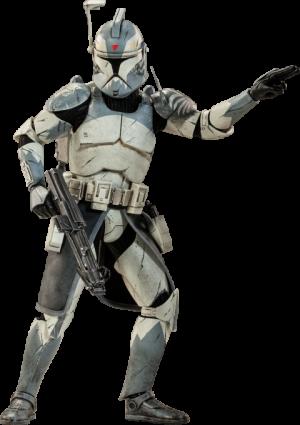 Clone Commander Wolffe Sixth Scale Figure
