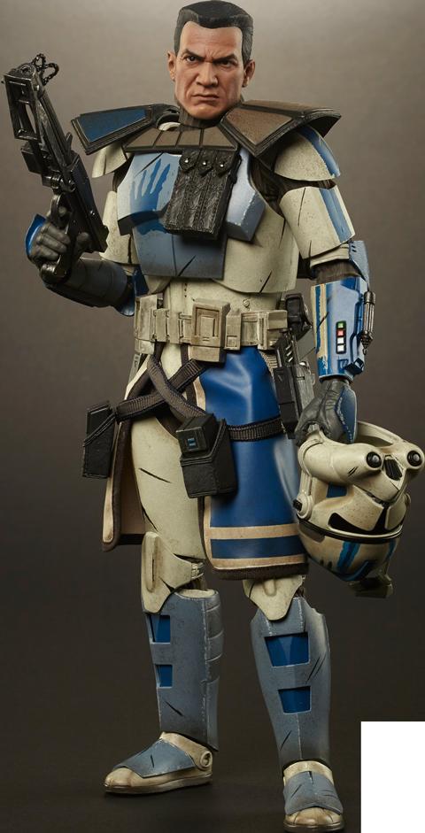 Star Wars Arc Clone Trooper: Echo Phase II Armor Sixth Scale