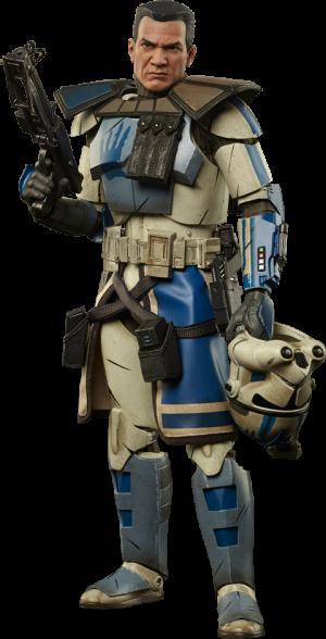 Arc Clone Trooper: Echo Phase II Armor Sixth Scale Figure