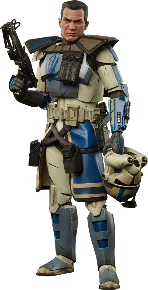 Sideshow Collectibles Arc Clone Trooper: Echo Phase II Armor Sixth Scale Figure