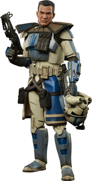 Arc Clone Trooper: Echo Phase II Armor Sixth Scale Figure