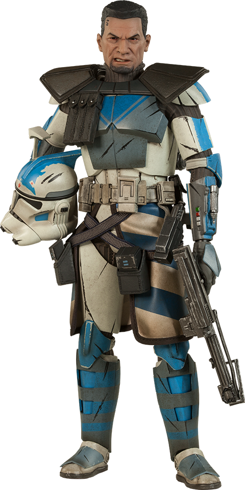 Sideshow Collectibles Arc Clone Trooper: Fives Phase II Armor Sixth Scale Figure