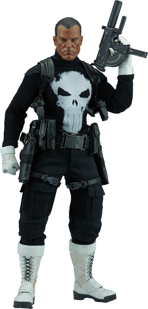 Sideshow Collectibles The Punisher Sixth Scale Figure