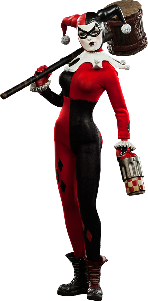 Sideshow Collectibles Harley Quinn Sixth Scale Figure