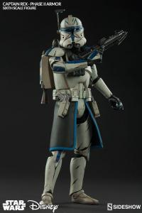 Gallery Image of Captain Rex  Sixth Scale Figure