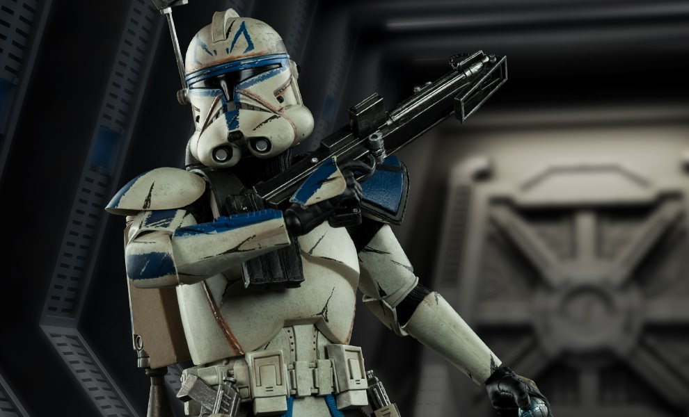 Gallery Feature Image of Captain Rex  Sixth Scale Figure - Click to open image gallery
