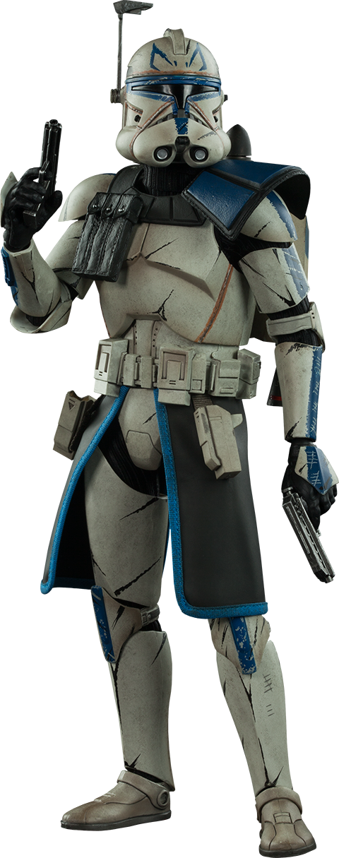 Sideshow Collectibles Captain Rex  Sixth Scale Figure