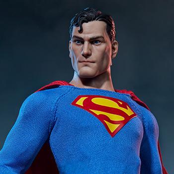 Superman One Sixth Scale Figure