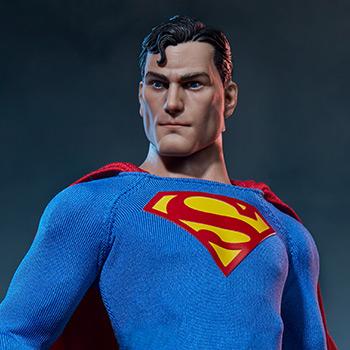 Superman One Sixth Scale Figure