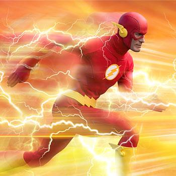 The Flash DC Comics Sixth Scale Figure