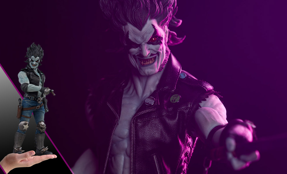 Gallery Feature Image of Lobo Sixth Scale Figure - Click to open image gallery