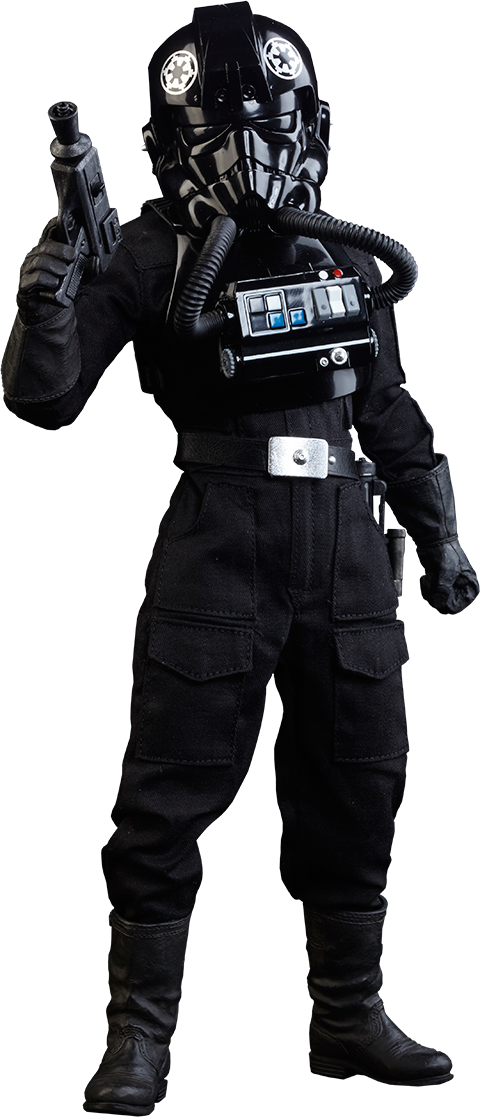 Sideshow Collectibles Imperial TIE Fighter Pilot Sixth Scale Figure