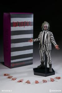 Gallery Image of Beetlejuice Sixth Scale Figure