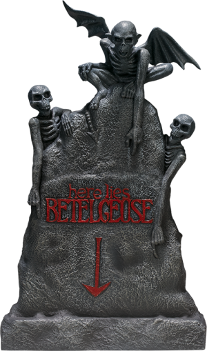 Beetlejuice Tombstone Sixth Scale Figure Accessory