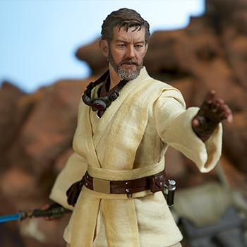 Obi-Wan Kenobi Star Wars Sixth Scale Figure