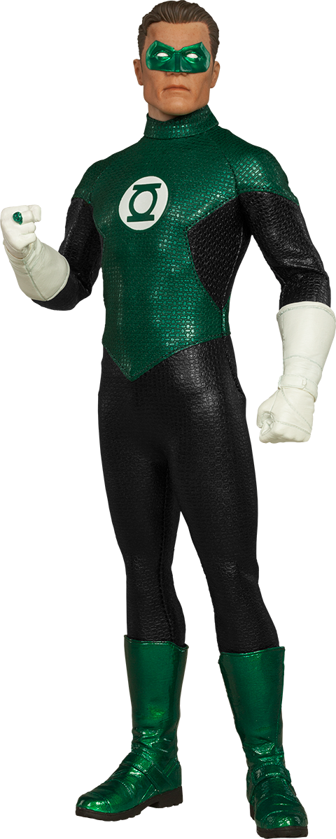 Sideshow Collectibles Green Lantern Sixth Scale Figure