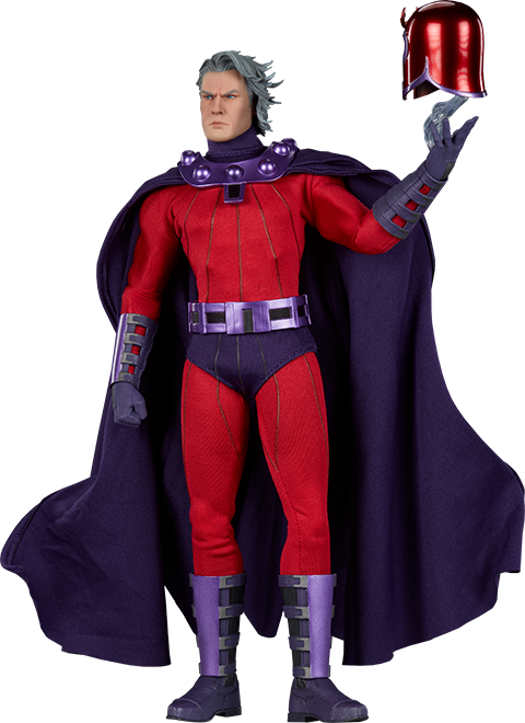 Sideshow Collectibles Magneto Sixth Scale Figure