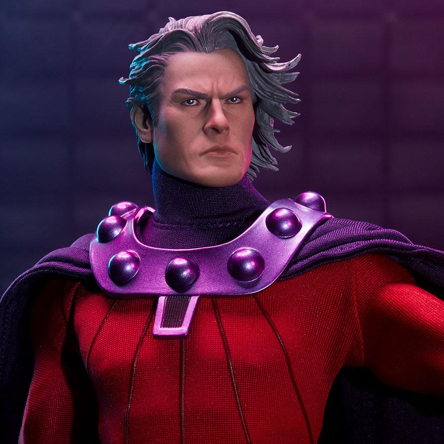 Magneto Marvel Comics Sixth Scale Figure