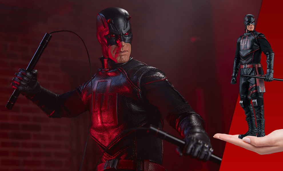 Gallery Feature Image of Daredevil: Shadowland Sixth Scale Figure - Click to open image gallery