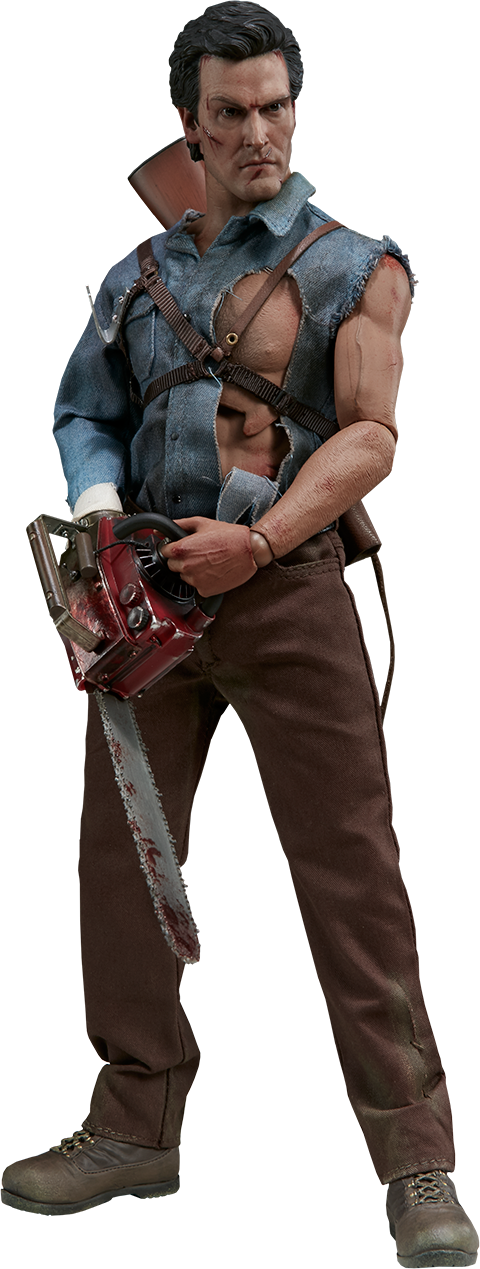 Sideshow Collectibles Ash Williams Sixth Scale Figure