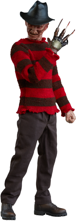 Freddy Krueger Sixth Scale Figure