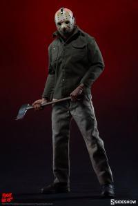 Gallery Image of Jason Voorhees Sixth Scale Figure