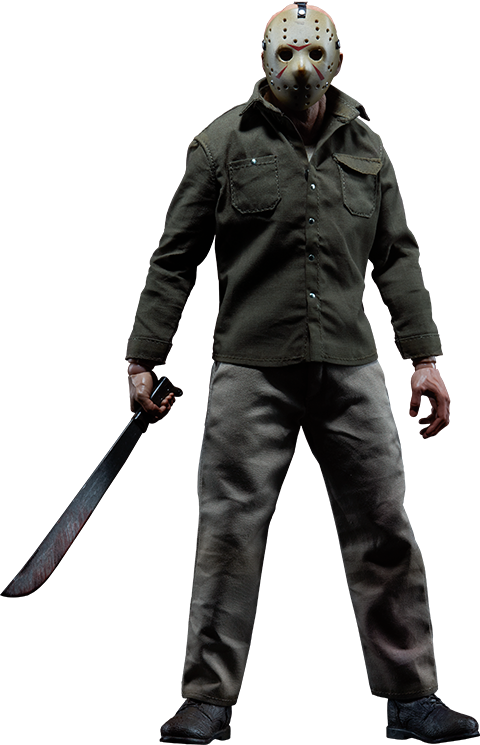 Sideshow Collectibles Jason Voorhees Sixth Scale Figure
