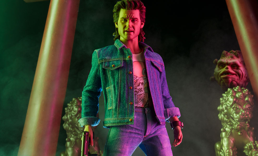 Gallery Feature Image of Jack Burton Sixth Scale Figure - Click to open image gallery