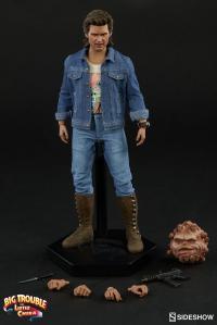 Gallery Image of Jack Burton Sixth Scale Figure