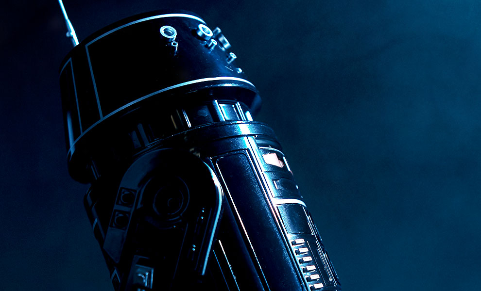 Gallery Feature Image of R5-J2 Imperial Astromech Droid Sixth Scale Figure - Click to open image gallery
