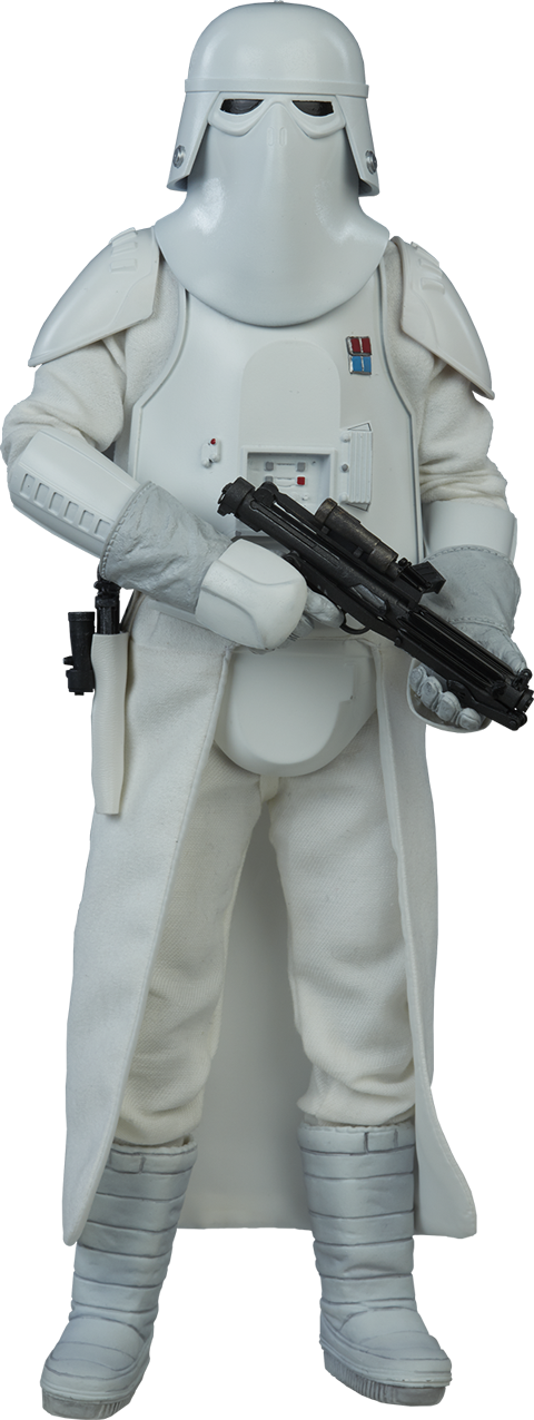 Sideshow Collectibles Snowtrooper Commander Sixth Scale Figure