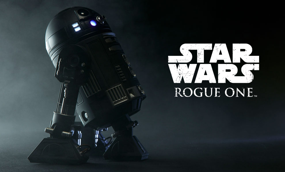 Gallery Feature Image of C2-B5 Imperial Astromech Droid Sixth Scale Figure - Click to open image gallery