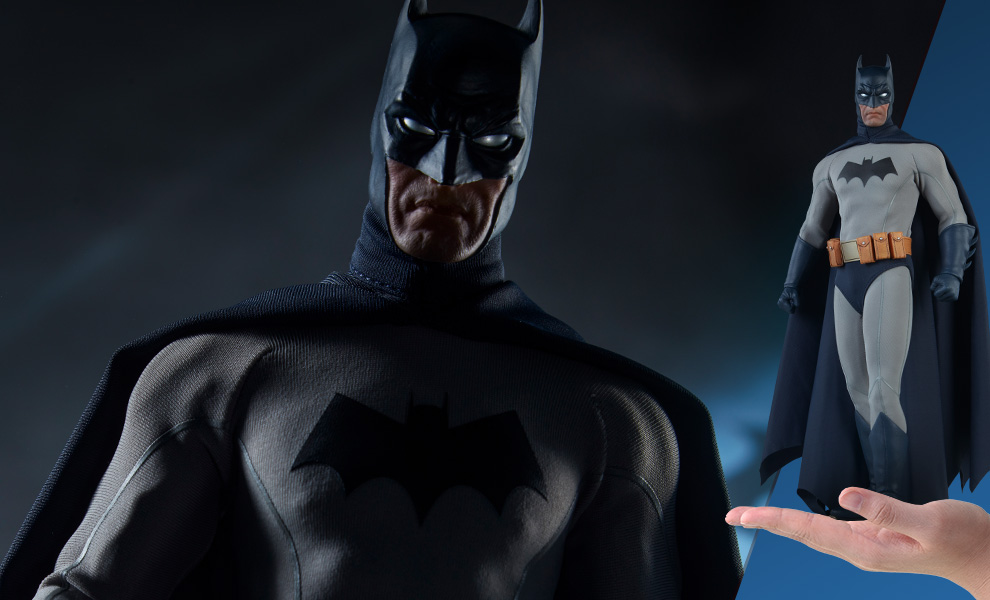 Gallery Feature Image of Batman Sixth Scale Figure - Click to open image gallery