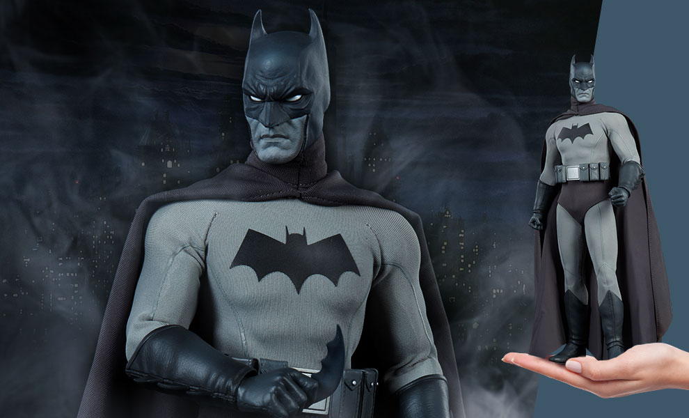 Gallery Feature Image of Batman (Noir Version) Sixth Scale Figure - Click to open image gallery