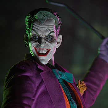 The Joker One Sixth Scale Figure