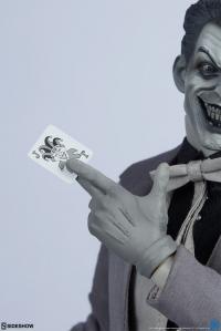 Gallery Image of The Joker (Noir Version) Sixth Scale Figure