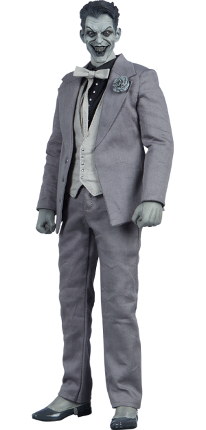 The Joker (Noir Version) Sixth Scale Figure