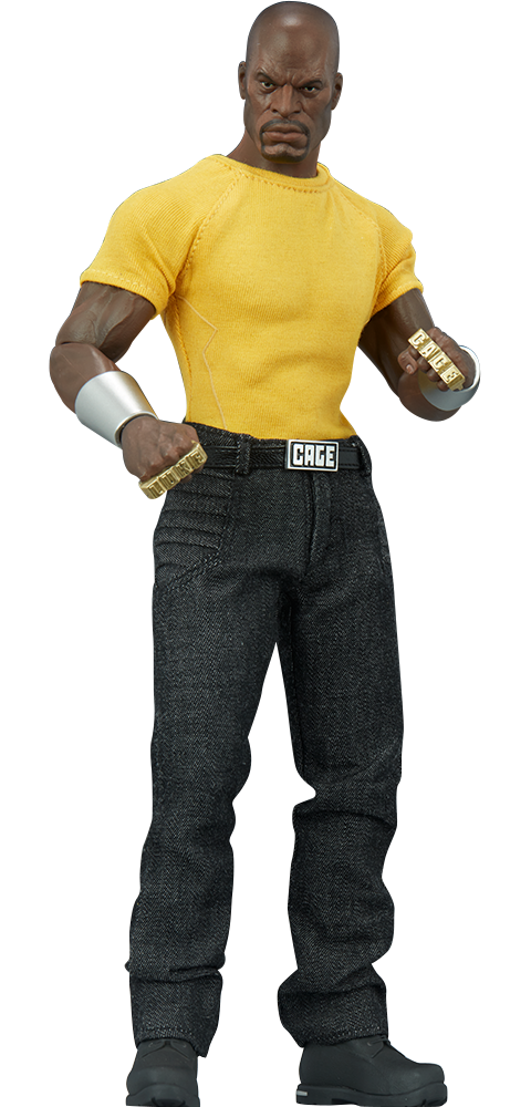 Sideshow Collectibles Luke Cage Sixth Scale Figure