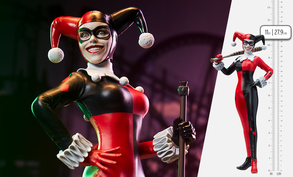 Gallery Feature Image of Harley Quinn Sixth Scale Figure - Click to open image gallery