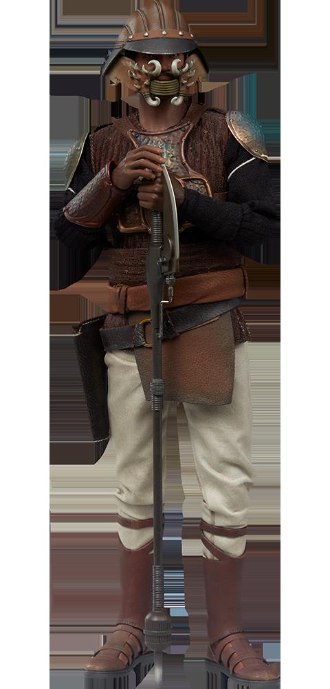 Sideshow Collectibles Lando Calrissian (Skiff Guard Version) Sixth Scale Figure