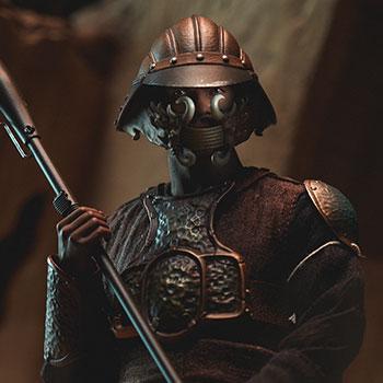 Lando Calrissian (Skiff Guard Version) Star Wars Sixth Scale Figure