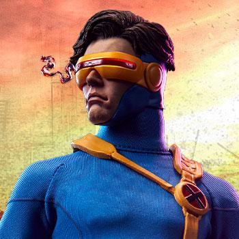 Cyclops Marvel Sixth Scale Figure
