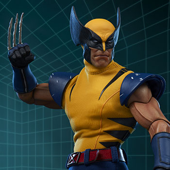 Wolverine Marvel Sixth Scale Figure