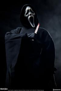 Gallery Image of Ghost Face® Sixth Scale Figure