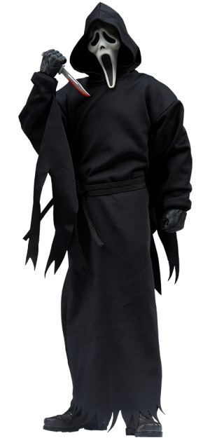 Ghost Face® Sixth Scale Figure